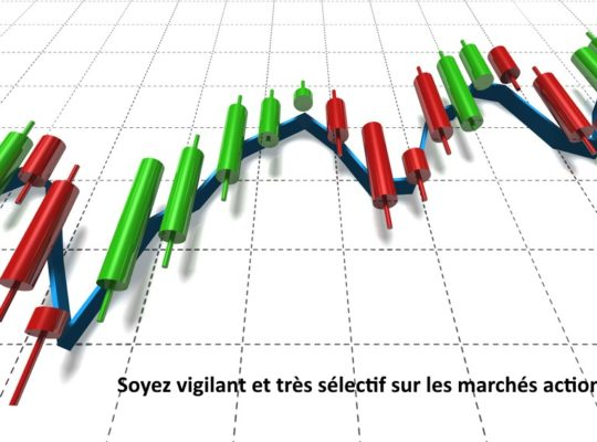 stock exchange candlestick over white graph