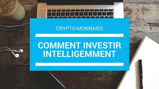 Comment investir sur les crypto monnaies